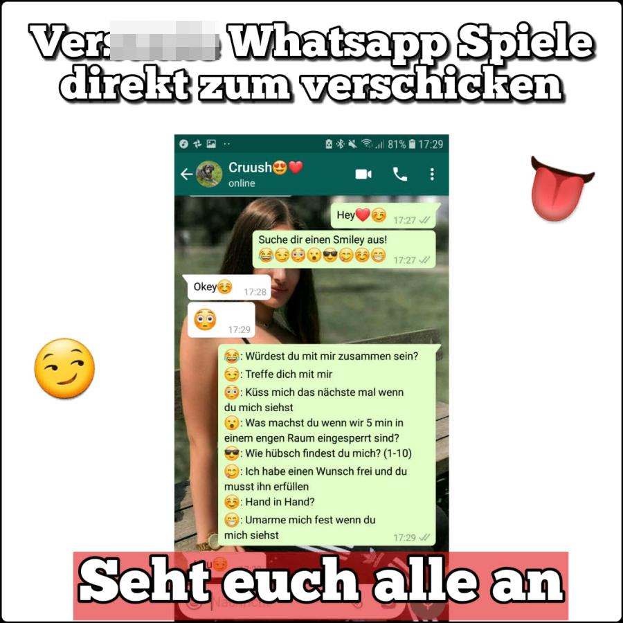Whatsapp Kettenbrief Wie Findest Du Mich Aktuelle